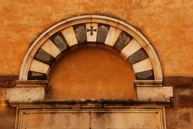 At its height, there were 70 churches in Lucca. There are still quite a few.