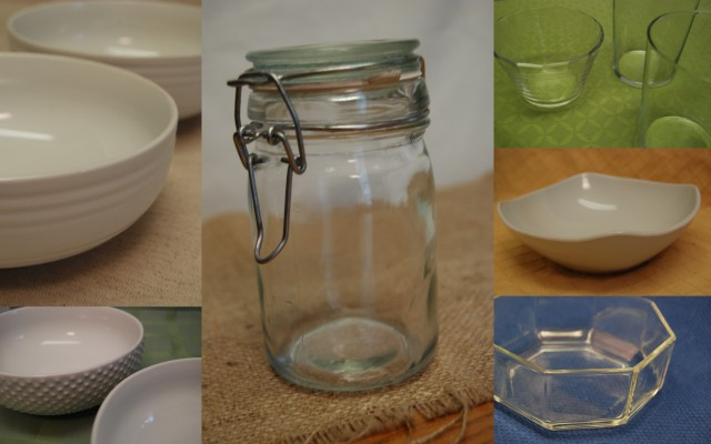 I don't know what I'll use that mason jar for, but it was $2.  Who can pass up a miniature $2 mason jar!