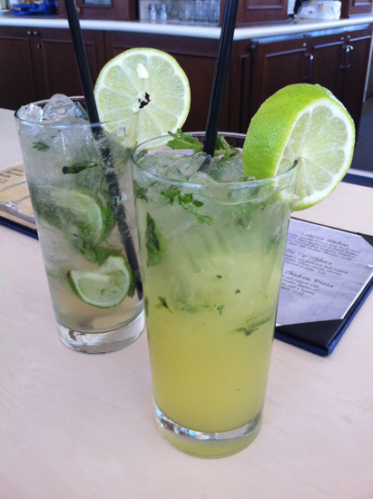 This photo of mojitos is for illustrative purposes only.